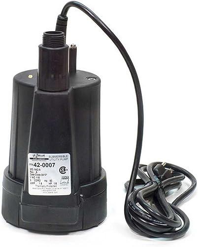 new arrival Zoeller-42-0007 sale online sale Floor-Sucker-II-Utility-Pump-1/6-HP & 9-Ft-Cord outlet sale