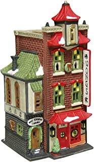 Dept 56 Christmas in the City **Wong's in Chinatown** (55379)