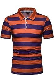 poslinemb.pl Shirts Clothing Hokny TD Mens Short Sleeve Slim-Fit ...