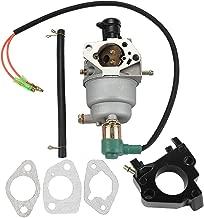 Milttor GX340 Generator Carburetor Solenoid Gaskets Fit Honda GX390 11HP 13HP 182F 188F Engine 16100-Z5R-743 16100-Z5L-F11