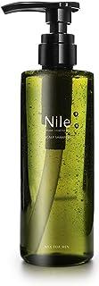 Nile 濃密泡スカルプシャンプー メンズ アミノ酸シャンプー ノンシリコン リンスインシャンプー280ml
