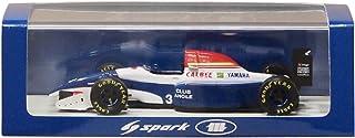 Spark 1/43 ティレル 021 ヤマハ 日本GP 1993 #3 宮沢模型限定 完成品