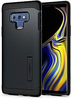 Spigen Slim Armor Serisi Kılıf Galaxy Note 9 ile Uyumlu/TPU AirCushion Teknoloji/Ekstra Koruma, Metal Slate