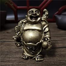 Decorative Collectibles Resin Feng Shui Maitreya Buddha Sculpture Decoration Home Decoration Statue