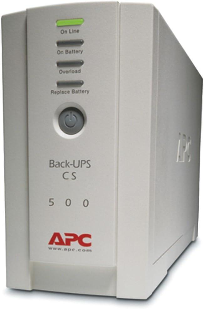 APC Back-UPS CS 500VA BK500