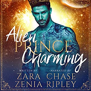 Alien Prince Charming: A Sci-Fi Alien Fairy Tale Romance      Trilyn Alien Fairy Tales, Book 1              By:                                                                                                                                 Zara Zenia                               Narrated by:                                                                                                                                 Chase Ripley                      Length: 6 hrs and 45 mins     2 ratings     Overall 4.0