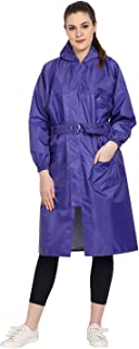 Zacharias Women's Raincoat (Purple;Free Size)
