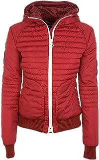 Rossignol Luxury Fashion Womens RLFWJ54392 Red Down Jacket   Season Permanent