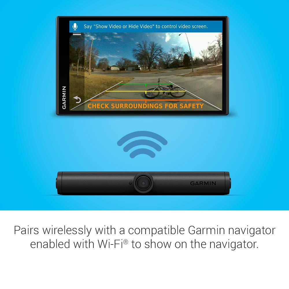 Garmin BC 40 Wireless Backup Camera Works with Compatible Garmin Navigators
