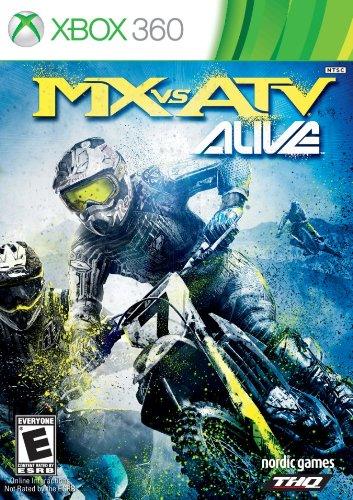 THQ MX vs ATV Alive, Xbox 360, ESP - Juego (Xbox 360,...