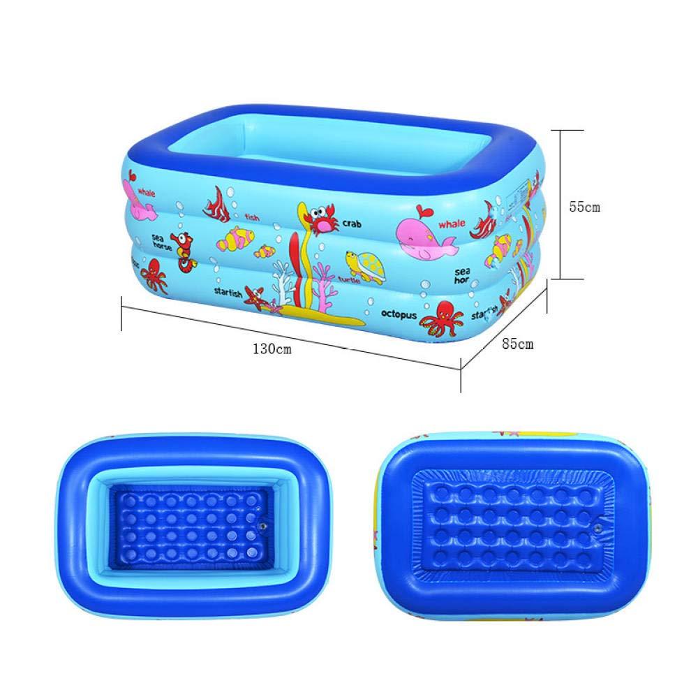 Pinshun Juguetes rectangulares para niños de la Familia Piscina ...