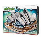Wrebbit W3D-2005 - Sydney Opera House Puzzle 3D