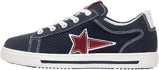 NeroGiardini P933450M Sneaker Teens Chico De Piel, Ante Y Tela