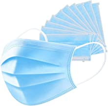 50pcs Blue Comfortable and provides full coverage mack fullfilled by amazon