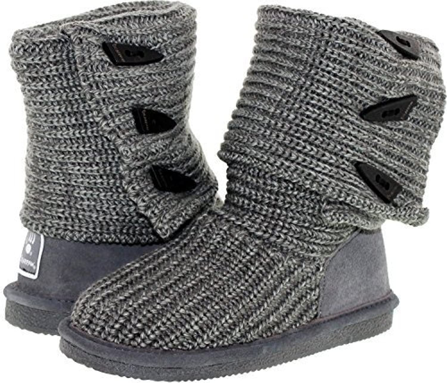 Bearpaw Women's Knit Tall Snow Boot