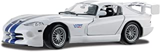 Maisto Dodge Viper GT-2 1/18 White w/Blue Stripes c/o