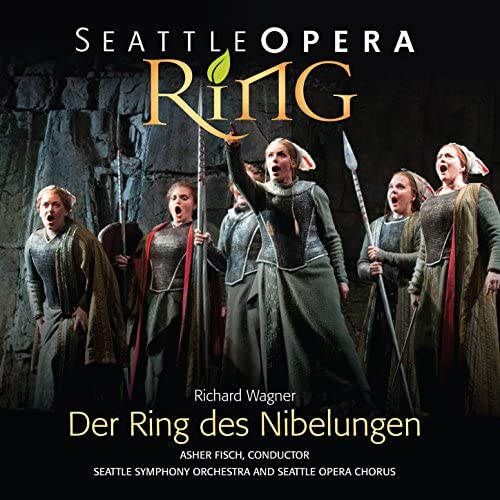 Asher Fisch & Seattle Opera Chorus