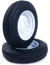 MILLION PARTS 2 Trailer Tires & Rims 5.30-12 530-12 5.30 X 12 12