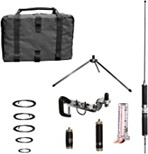 Super Antenna MP1DXMAX Low Profile Tripod 80m-10m HF +2m VHF Portable Antenna with Go Bags ham Radio Amateur