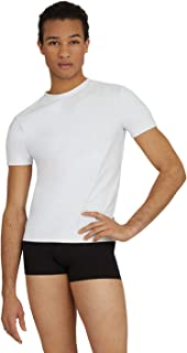 Capezio Men's Tactel Crew Neck T-Shirt