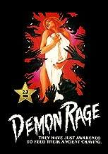 Demon Rage Satan's Mistress  VHS Retro Style 1982