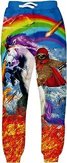 Unisex 3D Printed Graphric Sport Jogging Pants Casual Sweatpants