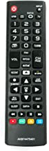 New AKB74475401 Replacement Remote Control fit for LG Smart LED HDTV 24LF4820 32LF595B 49UF6430 49UF6490 49UF6800 49UF6900 49UF7590 55UF6430 55UF6450 65UF6450 55UF6790 43LF5900 43UF6400 43UF6430