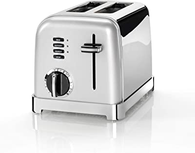 Cuisinart Style Collection 2 Slot Toaster | Frosted Pearl | CPT160SU