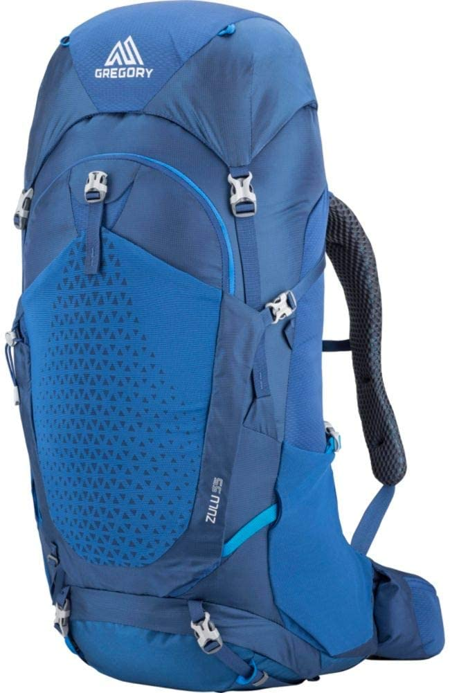 Gregory Mountain Products 2021 new 25% OFF Zulu 55 B Hiking Overnight Men's Liter