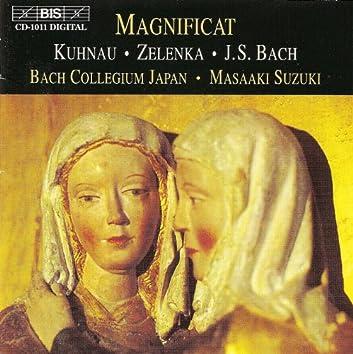Kuhnau / Zelenka / Bach: Magnificat