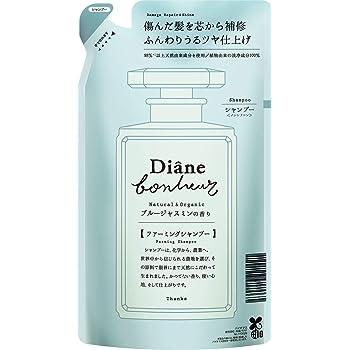ダイアン ボヌール シャンプー ブルージャスミンの香り ダメージリペア&シャイン 詰め替え 400ml