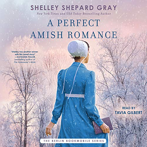 A Perfect Amish Romance cover art