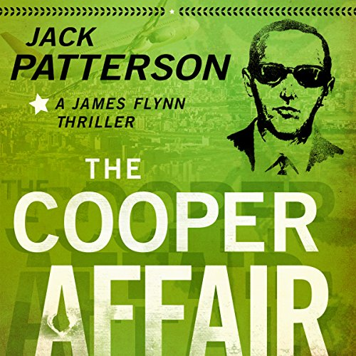 The Cooper Affair audiobook cover art