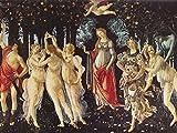 1art1 Sandro Botticelli - Der Frühling, Das Reich Der