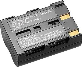 Pentax D-LI50 Li-Ion Rechargeable Battery for Pentax K10D and K20D Digital SLR Cameras (Retail Packaging)