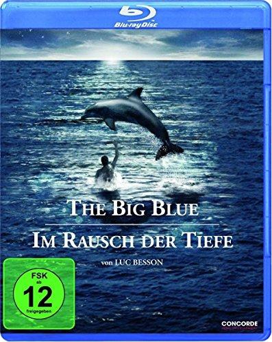 The Big Blue - Im Rausch der Tiefe [Blu-ray]