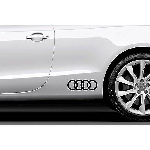 Audi Decals: Amazon co uk