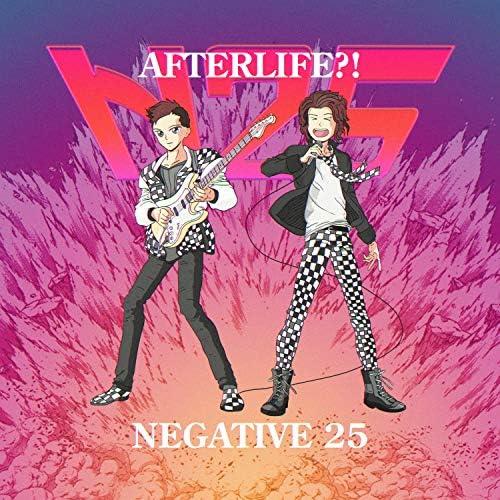 Negative 25