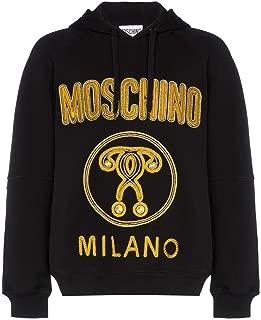 Luxury Fashion | Moschino Mens J171402271555 Black Sweater | Autumn-Winter 19