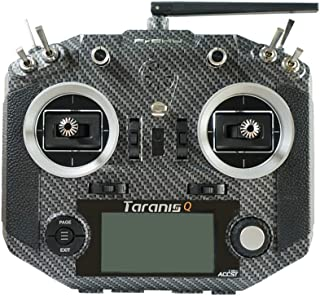 FrSky Upgraded Taranis Q X7S with M7 Hall Sensor Gimbal 16 Channels Transmitter-Carbon Fiber