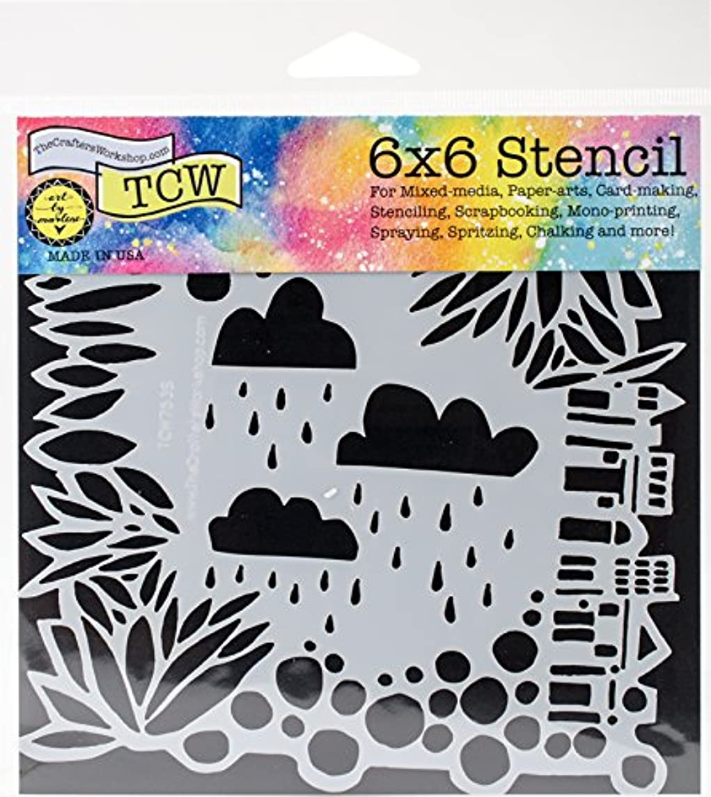 CRAFTERS WORKSHOP TCW753S Template 6