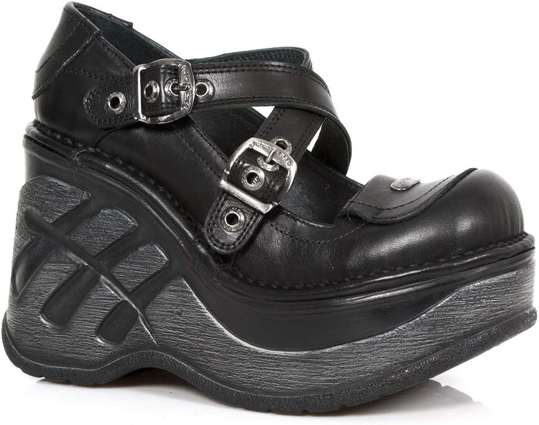 New Rock NR M.SP9842 S2 Black - Boots, Neo cuna Sport, Women