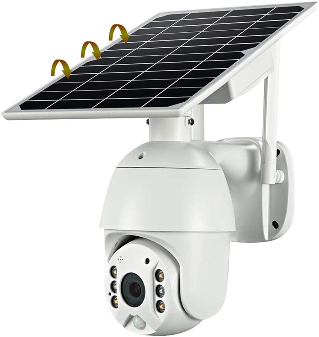 Bargain Wireless Solar Security Camera -1080P and HD Super special price WiFi Panel Re