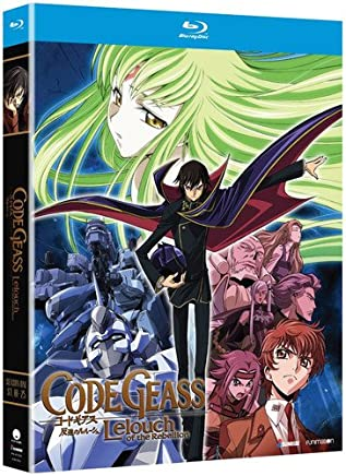 Code Geass: Lelouch of Rebellion Season One [Blu-ray] [Import]