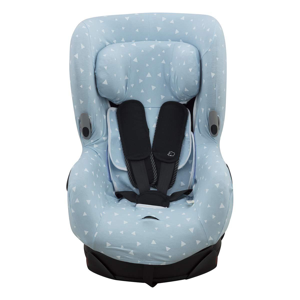 Janabebe Schutzhülle Für Bébé Confort Axiss Blue Sparkles Auto