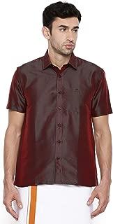 Chennis Brown Short Sleeve Regular Fit Shirt