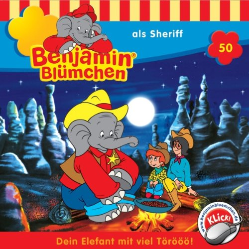 Benjamin als Sheriff cover art
