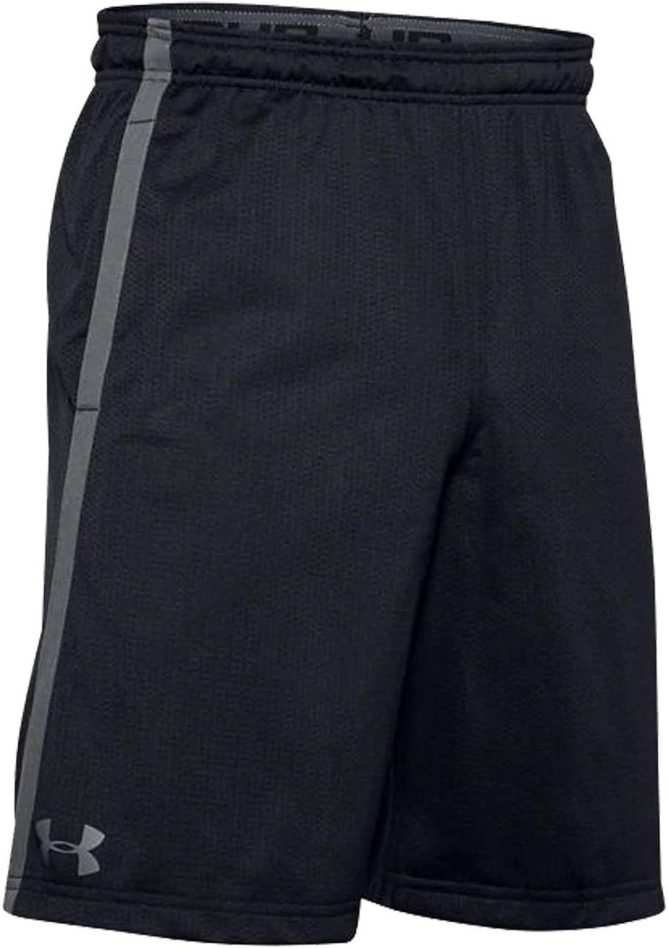 Under Armour Men's UA Tech HeatGear Athletic Mesh Shorts : Clothing, Shoes & Jewelry