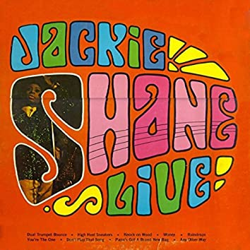 Jackie Shane Live