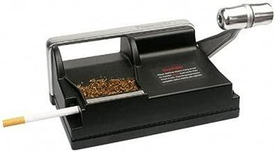 Máquina de Liar Cigarrillos, de plástico, Color Negro, 25 cm x 15 cm x 10 cm, de la Marca MM